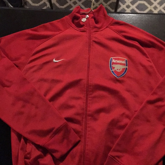 Nike Other - NIKE ARSENAL TRACK JACKET